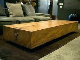 wooden log side table wood log coffee table solid wood logs coffee table slab log wooden