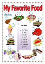 essay on favorite food co english worksheet my favorite food