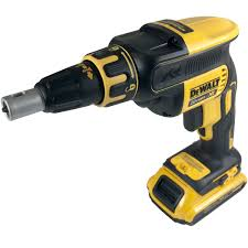 dewalt screw gun. dewalt 20v cordless drywall screw gun \u0026 router kit dewalt
