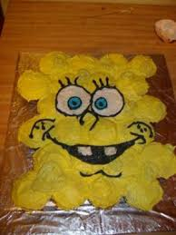 Spongebob Cakes Httpwwwcake Decorating Cornercom