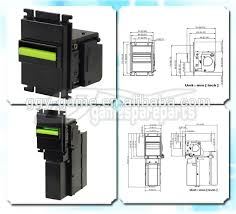 Vending Machine Bill Acceptor Inspiration Smart And Innovative Ict L48 Bill Validator For Vending Machine