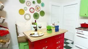 Cool Kitchen Vintage Cool Kitchen Design On A Dime Hgtv