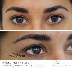 semi permanent makeup eyeliner