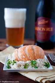 Beer and Butter Poached Lobster with ...