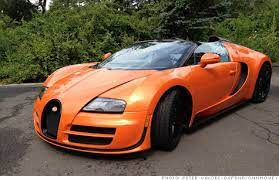 Read bugatti veyron grand sport vitesse review and check the mileage, shades, interior images, specs, key features, pros and cons. Bugatti Veyron Grand Sport Vitesse 2 5 Million Aug 9 2012
