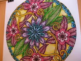 Small Picture The Herbangardener Mandala Coloring Book