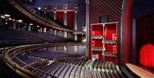 Hobby Center Seating Chart View Fisher Dachs Associates Projects Hobby Center For The