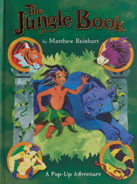 the jungle book a pop up adventure clic collectible pop ups matthew reinhart 9781416918240 amazon books