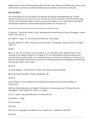 international law be called true law international law essay when an 4 alleged breach of international law