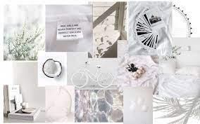 white aesthetic wallpaper