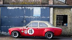 ford works original ford escort mki works racer