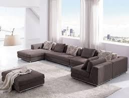 modern sectional superb modern sectional sofas   furniture