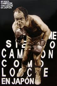 Nicolino locche   Boxeo, Campeones, Boxeadora