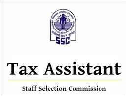 ssc tax assistant exam about examination tax assistant