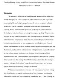 Essay Summary Examples Free 10 Summary Writing Examples Samples In Pdf Doc
