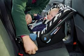a baby or child car seat