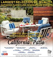 Outdoor Furniture Ontario Ca Image Of 4 Piece Wicker Chat Set In California Outdoor Furniture