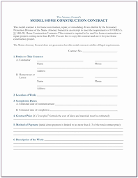 Contract Forms For Construction Construction Project Management Contract Download Forms Form