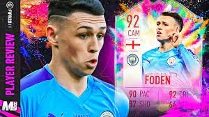 SUMMER HEAT FODEN PLAYER REVIEW | 92 FODEN REVIEW | FIFA 20 Ultimate Team -  YouTube