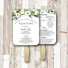 Wedding Program Fans Cheap Cheap Program Fans Wedding Find Program Fans Wedding Deals On Line