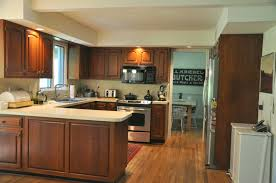 Wooden Floor In Kitchen Kitchen Room Design Espresso Stain Kitchen Contemporary Wood
