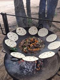 how to make a plow disk cooker