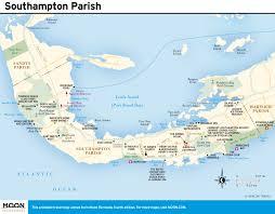 printable travel maps of bermuda  moon travel guides