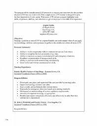 Resume Elegant Lpn Resume Templates Lpn Resume Templates Fresh New