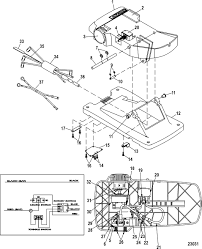Schematic sheet a2 of 23031 16 trolling motor foot switch wiring
