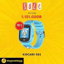 KidCare - Đồng Hồ Thông Minh Trẻ Em - Đồng Hồ Định Vị KidCare 08S