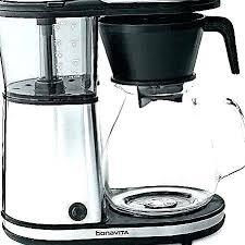 coffee maker 8 cup glass carafe brewer bonavita 1900 td