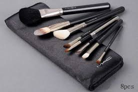 bulk mac makeup wholesle brushes 8pcs set