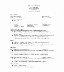 Engineer Resume Template Word Stanley Tretick