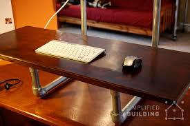 diy standing desk conversion. Unique Desk DIY Standing Desk Converter And Diy Conversion I