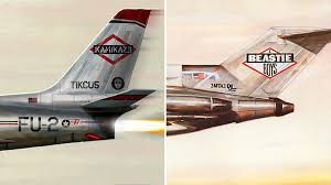 Eminem's 'Kamikaze' Pays Homage to <b>Beastie Boys</b>' '<b>Licensed</b> to Ill ...