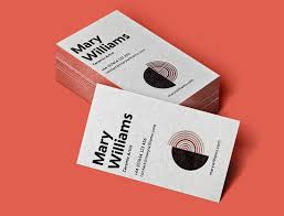 graphic designers launch minimal business card design service zoom