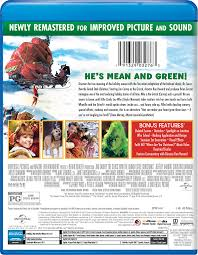 dr seuss how the grinch stole christmas grinchmas edition blu ray dvd digital hd