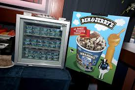 Ben And Jerry's Vending Machine Mesmerizing NY CT Can Help Decide Which Ben Jerry's Ice Cream Comes Back