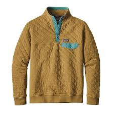 Men's Cotton Quilt Snap-T® Pullover | Quilt, Products and Patagonia & Men's Cotton Quilt Snap-T® Pullover Adamdwight.com