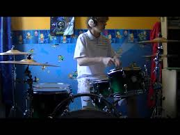 biffy clyro black chandelier drum cover you