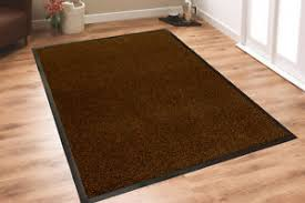 image is loading large beige black door entrance barrier mat mats