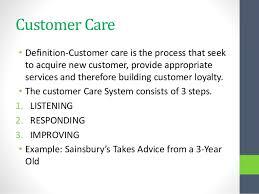 Define Customer Service Crm Concepts Examples