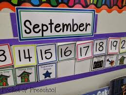 How To Make And Implement A Linear Calendar Add Classroom