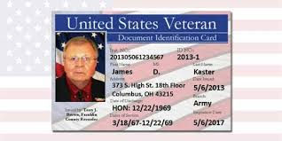 Oukas - Getting info National Id Card A Veteran Foundation Veterans