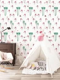 Fiep Westendorp Behang Flamingo 974 X 280 Cm Kek Amsterdam