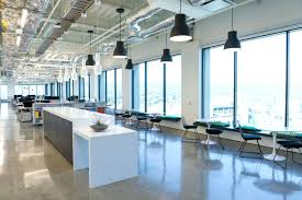 best lighting for office space. Office Space Lighting. Natural Light Lamp Home Lighting The Largely Open Concept Floor Best For