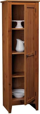 Pantry Cabinet: Single Door Pantry Cabinet with Systembuild ...