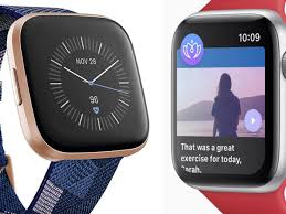 What Is The Green Light On My Apple Watch Fitbit Vs Apple Watch Battle Of The Fitness Smartwatches