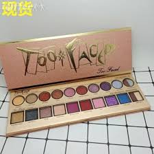 too faced makeup eyeshadow 20 color eye shadow palette