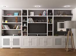 wall units glamorous full wall shelving unit living room storage ideas white shelves cabinet with